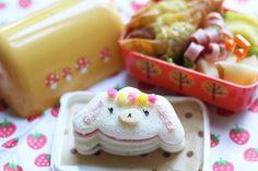 Bento, Monsters: Sugar Bunnies Bento