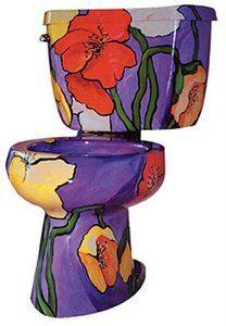 art deco toilet - - It's so feminine and mysterious. Purple Interior, Interior Paint Colors, Interior Painting, Living Room Paint, Living Room Colors, Dark Interiors, Colorful Interiors, Toilet Art, Toilet Bowl