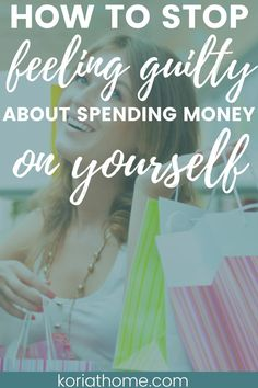 When it comes to my children, I have a bit of a spending problem. I tend to spend just a little bit too much on them. I had to stop feeling guilty about spending money on myself- and yes mama, so do you. Parenting Articles, Parenting Hacks, Ways To Save Money, Money Saving Tips, All About Mom, Budgeting Tips, Mom Humor, Life Lessons, Feelings