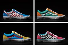 golf wang x vans old skool pack 2