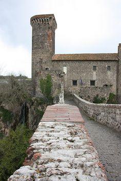 Castello di Vulci, Viterbo, Lazio