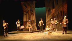 The Theatre South Carolina Production of Eugene Ionesco's Rhinoceros.