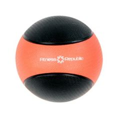Buy Medicine Ball:  The Fitness Republic Medicine Ball is suitable for all ages, fitness levels and sizes. Exercising upper body, lower body or core? These fitness balls are a great way to exercise any part of your body. The Fitness Republic medicine ball can be used for a numerous different exercises.