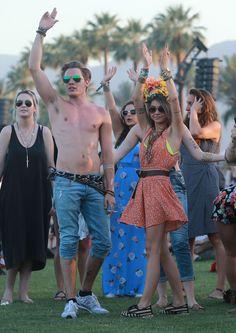 Here's What Everybody Wore To Coachella This Year