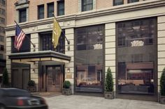 Located in Midtown, this boutique hotel is within 4 minutes' walk of Manhattan's Central Park and shopping on 5th Avenue. Free Wi-Fi is accessible and has an on-site restaurant. #bestworldhotels #travel #us #newyork
