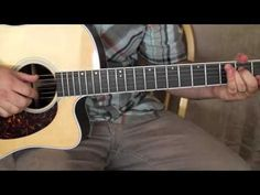 "How to play ""Dust in the Wind"" Intro - Acoustic Fingerpicking Guitar Lesson - YouTube"