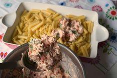 Creamy Chicken Ziti Casserole - Who Needs A Cape? Chicken Ziti, Creamy Chicken, Italian Main Dishes, Spinach And Cheese, Casserole, Delish, Cape, Pasta, Beef