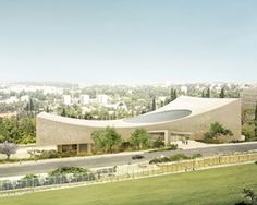 national library of israel by herzog & de meuron breaks ground in jerusalem