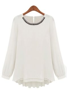 Isabel Marant Alicia Lace Up Front Blouse 118