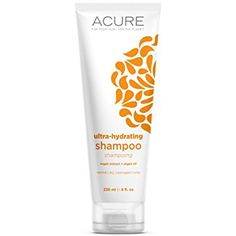 ACURE Hydrating Shampoo, Argan, 8 Ounce * Check out this great product. (This is an affiliate link) #HairCare