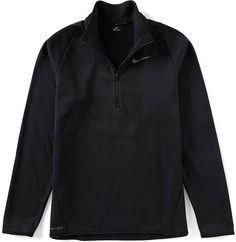 d42cdd31c3d Nike Therma Men's Quarter-Zip Training Top Size 3XL (Black) - Google Express