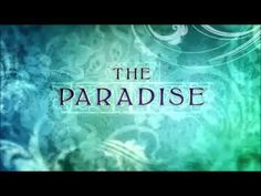 The Paradise Soundtrack ~ this is a really good series for soapy drama types, which i typically don't go in for. Set in England. Beautiful costumes from the early victorian period. The Paradise Bbc, Paradise Travel, English Drama, Masterpiece Theater, Wedding Music, Wedding Veil, Period Dramas, My Favorite Music, Soundtrack