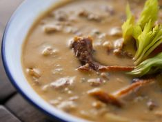 Get Clam Chowder Recipe from Food Network