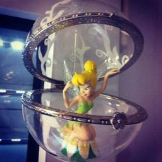 Tinkerbell Christmas ornament