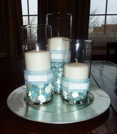 decoration ideas for boy baptism - Google Search