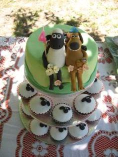 Shaun the sheep!