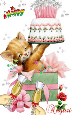 buon compleanno amica mia - Cerca con Google