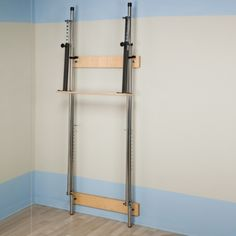 Clinton Wall Mounted Folding Parallel Bars : Parallel Bars