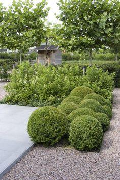 Landscape design / tuinontwerp by Robert Broekema