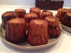 A B C vos IG: Cannelés (IG bas) Low Gi, Baked Potato, French Toast, Baking, Healthy, Breakfast, Ethnic Recipes, Desserts, Food