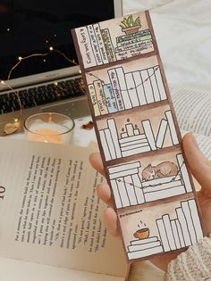 Boekenplank tracker bookmark (Book tracker bookmark) - Best Picture For diy home decor For Your Taste You are looking for something, and it is going to - Bullet Journal Art, Bullet Journal Ideas Pages, Bullet Journal Inspiration, Books To Read Bullet Journal, Creative Bookmarks, Diy Bookmarks, Corner Bookmarks, Creative Journal, Watercolor Bookmarks
