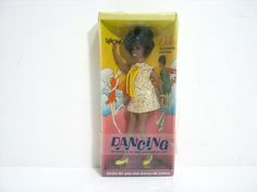 Vintage Dancing Dale Dawn Doll African American by That70sShoppe