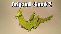Origami - Smok 2