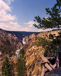 Gary Kurns Photography | Yellowstone Grand Canyon