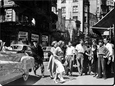İstiklal Caddesi 1950'ler