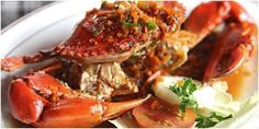 Diners enjoy fresh crab or oysters at this authentic Creole and southern food spot Food Spot, Spicy Sauce, White Plates, Recipe Search, Southern Recipes, Southern Food, Fish And Seafood, Pulled Pork, Oysters