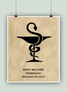 Pharmacy wall art, PERSONALIZED Pharmacist Print, Pharmacy wall decor, Pharmacy symbol, Pharmacist g Pharmacy Design, Retail Design, Pharmacy Student, Basic Electronic Circuits, Medical Wallpaper, Great Graduation Gifts, Web Design, Personalized Wall Art, Floral Border