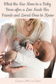 What the New Mom to a Baby Born after a Loss Needs Her Friends and Loved Ones to Know - To my friends and loved ones, thank you so much for supporting me during my pregnancy after loss. Now that my baby is here, there are a few things I need you to know. Need Friends, Friends Mom, My Friend, Pregnancy After Loss, My Pregnancy, First Baby, First Love, Baby Boy Photography, Infant Loss