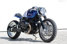 BMW R nineT custom by UCC