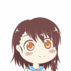 Onodera Kawaii Chibi, Anime Chibi, Kawaii Anime, Anime Art, Mememe Anime, Nisekoi, Waifu Material, Cool Cartoons, Geek Culture