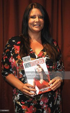 Karen Gravano poses during a book signing for her book Mob Daughter: The Mafia, Sammy 'The Bull' Gravano, and Me! at Books and Books on April 20, 2012 in Coral Gables, Florida. Mafia Wives, Mob Wives, Gangster Party, Italian Women, Coral Gables, April 20, Gangsters, Book Signing, Curvy