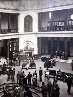 Cotton Exchange, Liverpool : Inside the hidden world under this iconic building - Liverpool Echo Liverpool City Centre, Liverpool Town, Liverpool Docks, Liverpool History, New Brighton, Modern Metropolis, Historical Pictures, Old Town, Old Photos