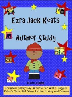 Keats Author Study Kit