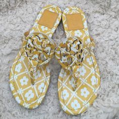 Tory Burch Shoes - Authentic Tory Burch Miller sandals on Poshmark