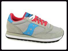 Saucony , Damen Sneaker, - 428 GREY BLUE - Größe: 7US_38 - Sportschuhe für frauen (*Partner-Link)