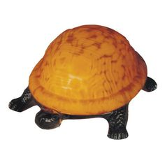 Buy Online Amber Turtle Table Lamp G & G Brothers (Australia) 01 Large