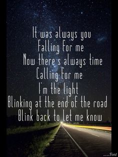"""Panic! At the Disco """"Always"""" => I love this song so much."""