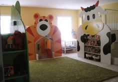 Creative playspaces