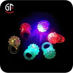 Glow Ring Flashing Ring, View Glow Ring Flashing Ring, GF Product Details from Shenzhen Great-Favonian Electronics Co., Ltd. on Chinaszshh.biz