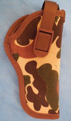 Uncle Mike's Camo Hip Holster Size 2 Fits 3-4 Inch Revolver    eBay