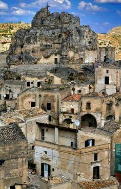 Santa Maria de Idris, Sassi di Matera, Basilicata www.slowitaliantours.com is going there