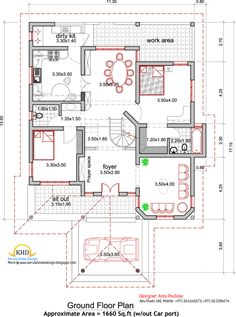 general best 29 nice pictures kerala architectural house plans home design architecture house - Home Design Floor Plans