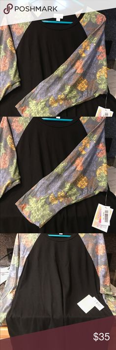 NEW ! Lularoe shirt Lularoe Randy shirt LuLaRoe Tops Tees - Long Sleeve