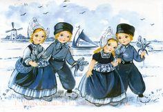 Dutch children (vintage)