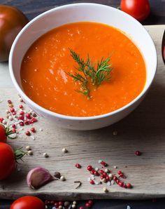 gazpacho ricetta