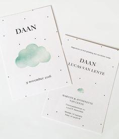 Geboortekaartjes Archieven - Kikker & Prins Scrapbook, Baby Room, Announcement, Birth, Baby Kids, Place Card Holders, Babies Rooms, Cards, Number